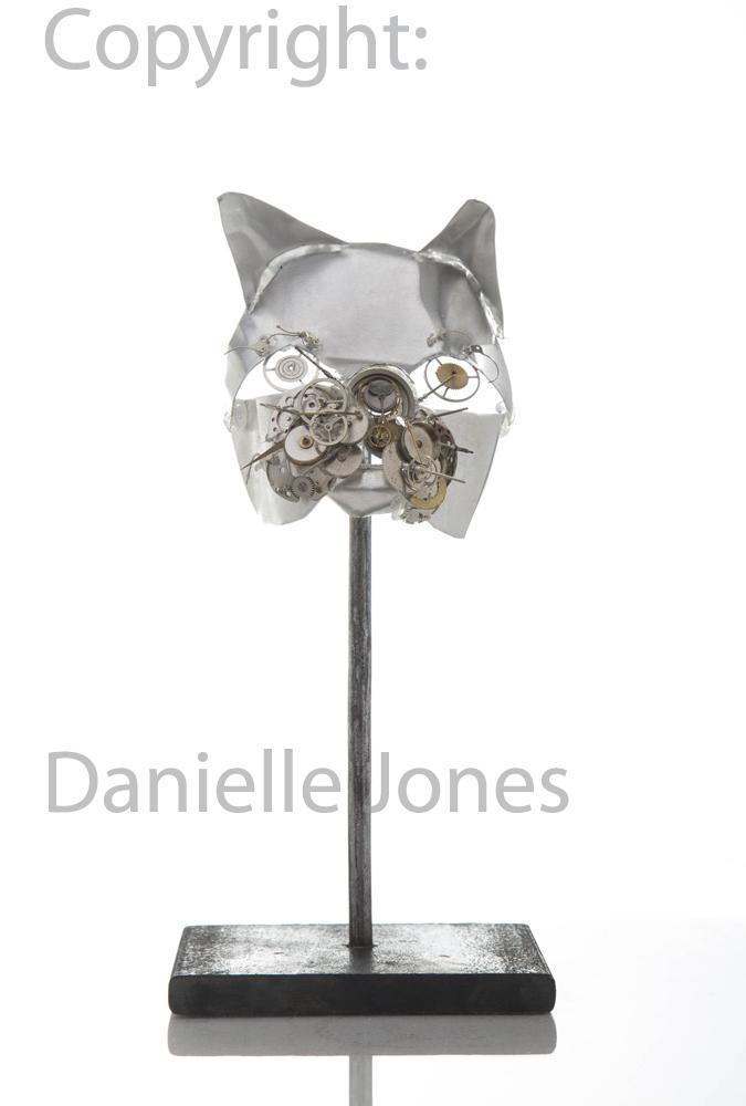 cat maquette a