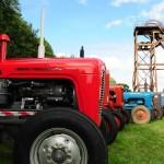 Tractors at KIM
